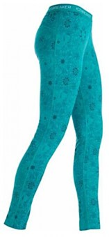 КАЛЬСОНЫ ЖЕНСКИЕ ICEBREAKER OASIS LEGGINGS QUARTZ
